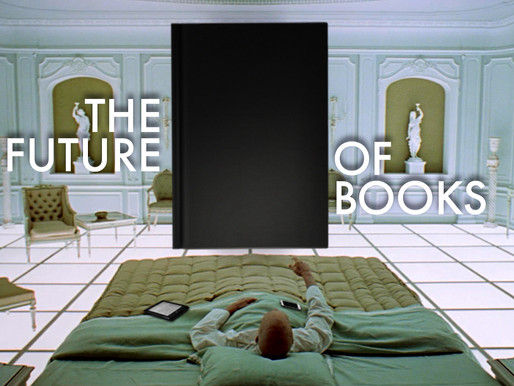 Exercise 1.2: The Future of the Book