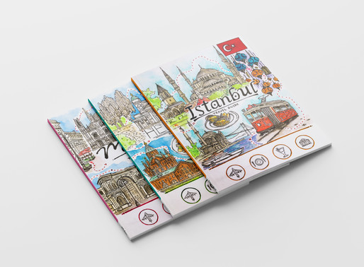 Exercise 5.3: Travel guides