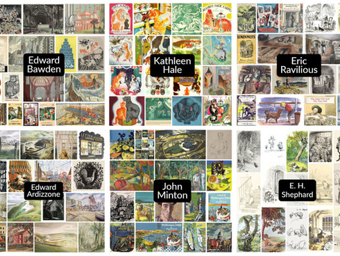 Exercise 1.1: A History Of Illustration