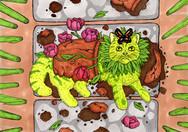 The Flowerpot Cat
