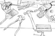 Workshop Tool Sketches