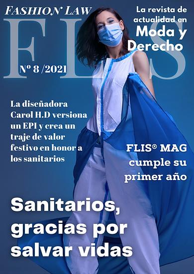FLIS ® Moda y Derecho al Día 8 -2021