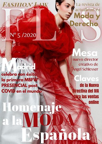 FLIS® Moda y Derecho al Día 5/2020