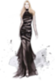 IMGBIN_drawing-dress-fashion-gown-illust