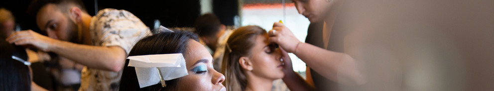 Makeup Desfiles The Stages of Fashion 2019