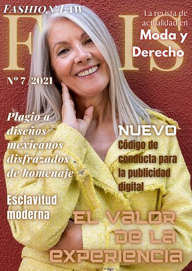 FLIS® Moda y derecho al Día 7/2021
