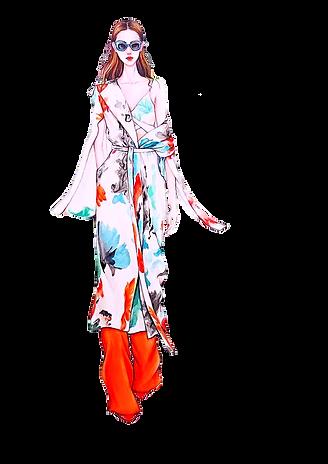 IMGBIN_fashion-model-watercolor-painting