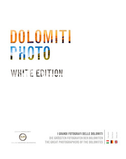 Igrandi fotografi delle Dolomiti