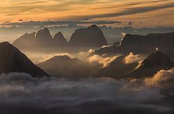 Scogli di montagna