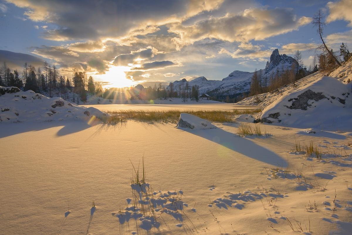 a cold awakening