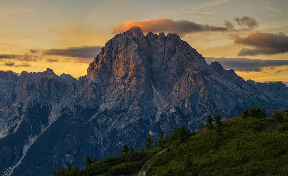 monte Antelao Re delle Dolomiti