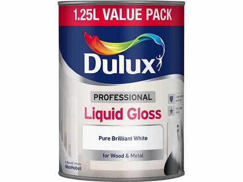 Dulux Professional Liquid Gloss Pure Brilliant White