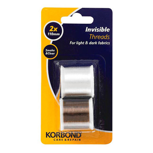 Korbond Invisible Thread 2x110mm