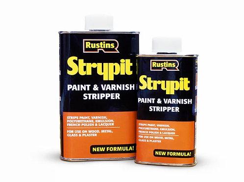 Rustins Strypit Paint & Varnish Stripper