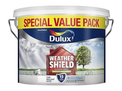 Dulux Weathershield Smooth Masonry