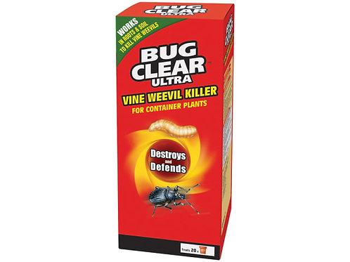 Bug Clear Ultra Vine Weed Killer 480ml