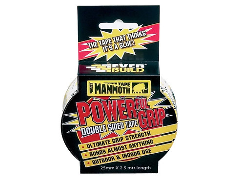 Mammoth Powerful Double Sided Tape