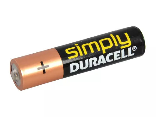 Duracell Simply AAA Batteries