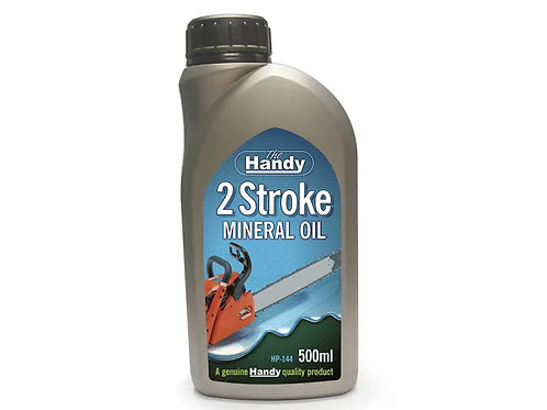 Handy 2 Stroke Mineral Oil 500ml