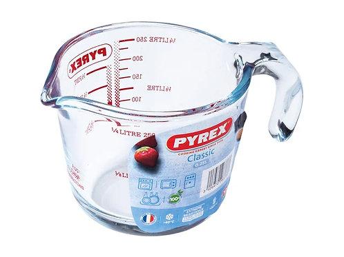 Pyrex Classic Glass Jug 250ml