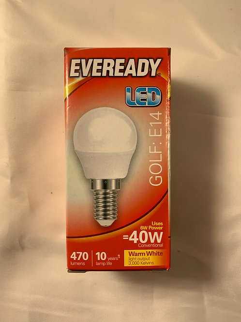 Eveready LED Gold E14 40w