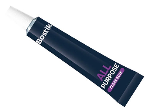 Bostik All Purpose Clear Glue 20ml