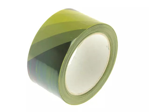 Faithfull Hazard Warning Tape 50mm x 33m