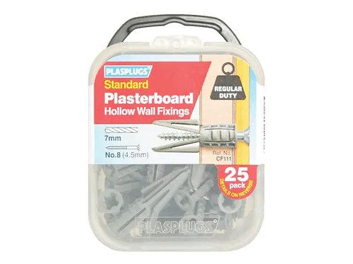 Plasplug Plasterboard Fixings