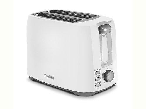 Tower 2 Slice Toaster