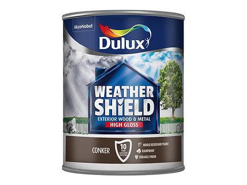 Dulux Weathershield High Gloss