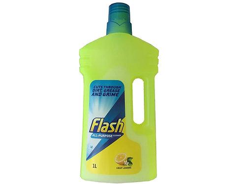 Flash All Purpose Liquid Lemon