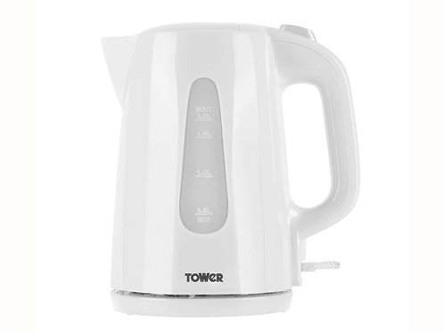 Tower Jug Kettle White 1.7l