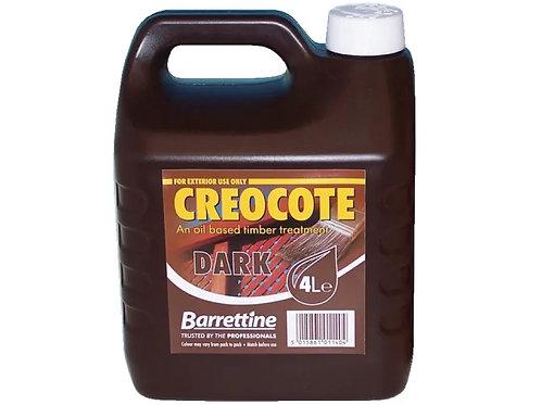 Barrettine Creocote 4 Litres