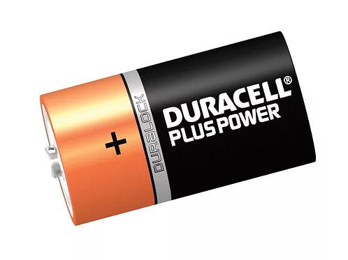 Duracell Plus Power D Battery