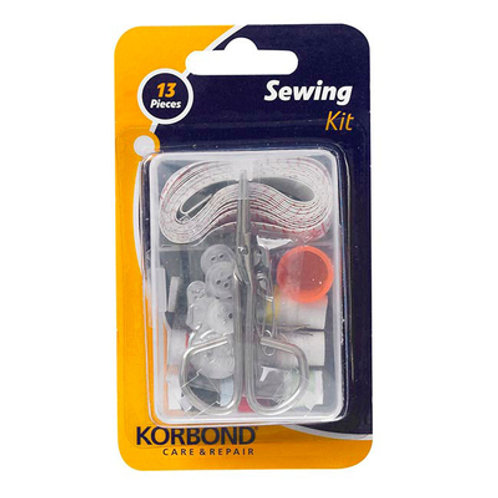 Korbond Sewing Kit 13pc