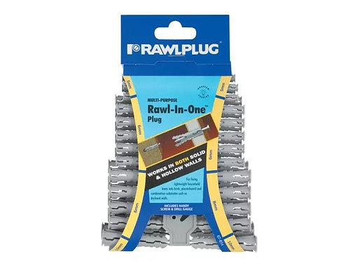 Rawlplug Multi Purpose Rawl-In-One