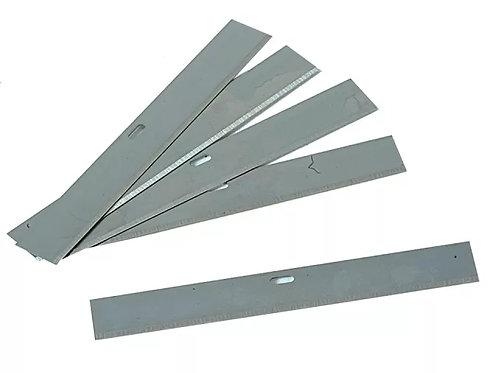 Stanley Heavy Duty Scraper Blades x5