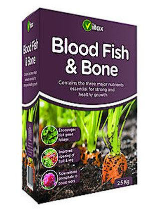 Vitax Blood, Fish & Bone 1.25kg