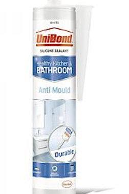 Unibond Kitchen & Bathroom Silicone Anti-Mould