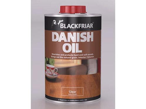 Blackfriar Danish Oil Clear