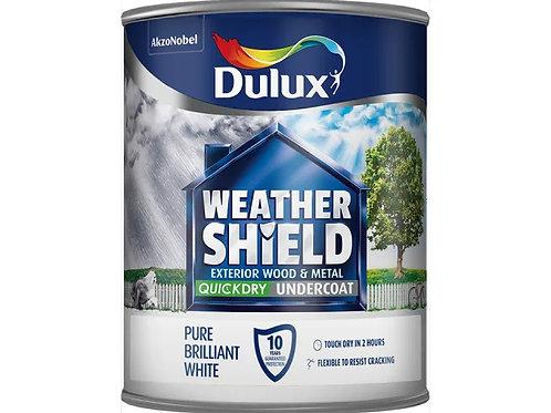 Dulux Weathershield Quick Dry Undercoat