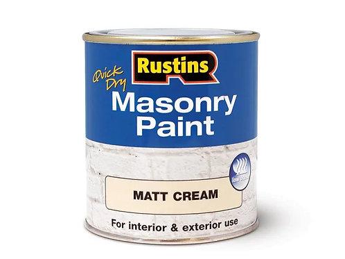 Rustins Masonry Paint