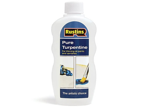 Rustins Pure Turpentine