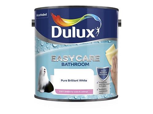 Dulux Easycare Bathroom Pure Brilliant White