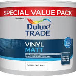 Dulux Trade Vinyl Matt 7.5 Litre