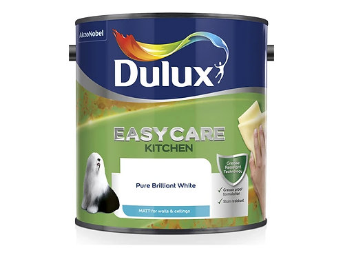 Dulux Easycare Kitchen Pure Brilliant White