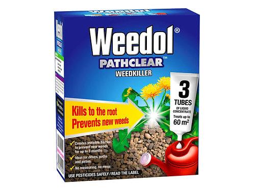 Weedol Pathclear Weed Killer Tubes