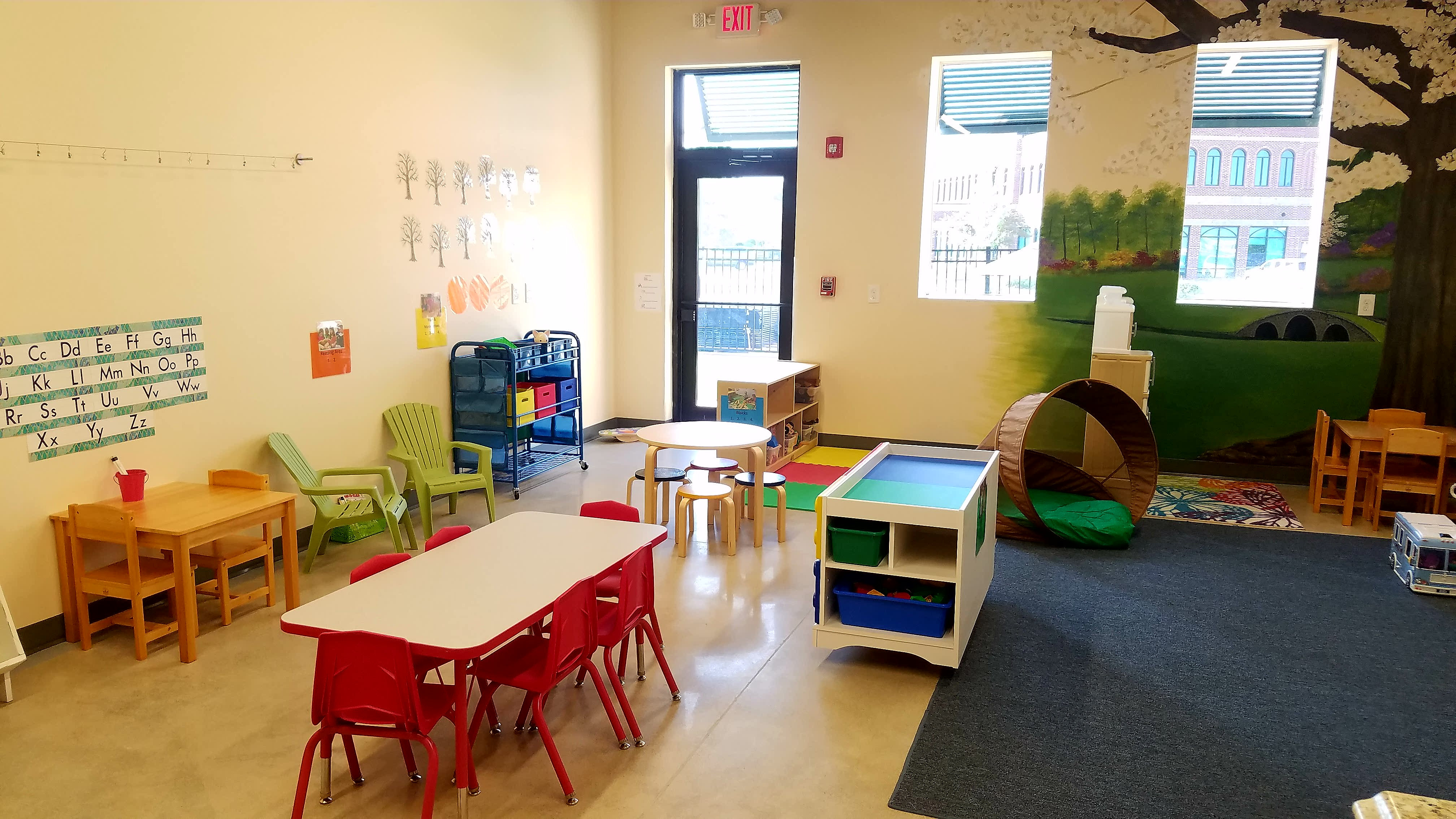 One Of Our Pre K Rooms Here, Youll Meet Ms Jenny,