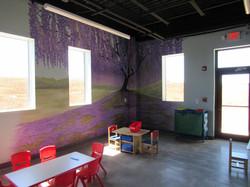 Wisteria classroom