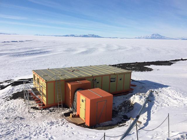 Restoring the Hillary Hut at Scott Base